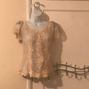 Anthropolgie Fei blouse